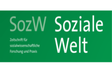"Towards entry ""Editorship of the German sociological journal ""Soziale Welt"""""